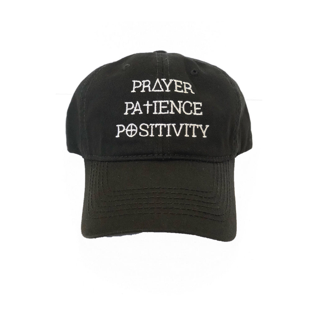 """The Principles"" Dad Hat - 3 P's Clothing"