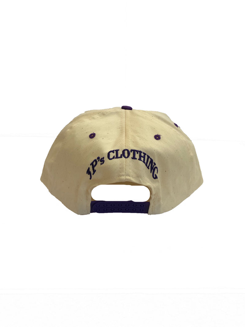 """The Logo"" Royalty Snapback - 3 P's Clothing"