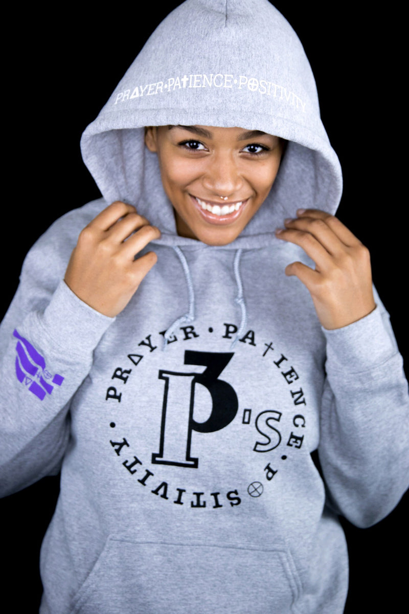 """The Logo"" Hoodie - 3 P's Clothing"
