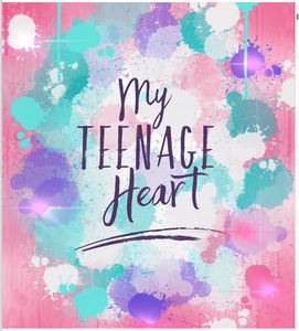 My Teenage Heart Card Collection Gift for Teens