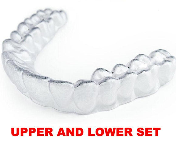 teeth whitening mouth tray, easy mould mouth guard