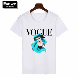 brandnewer - Funny Princess Vogue T Shirt