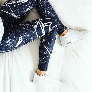 brandnewer - Fitness Printing Women's Leggings