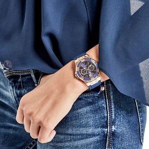 brandnewer - Chronograph Rose Gold Sport Luxury watch