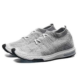 brandnewer - Men Fly-knitted Colored Man Sneakers