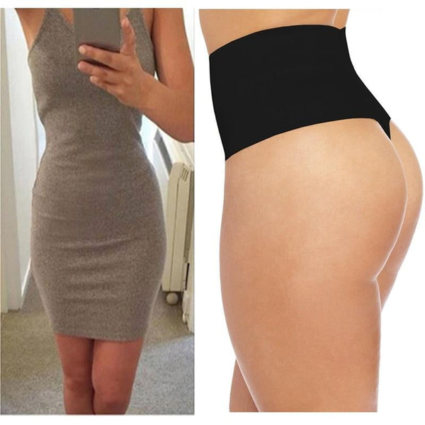 brandnewer - Women Waist trainer and Hips Lift Up Control Body Shaper