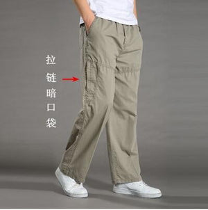 brandnewer - Cotton Harem tactica Trousers