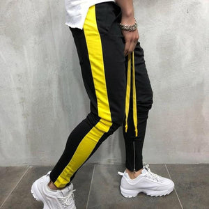brandnewer - Comfortable Trousers with side stripped