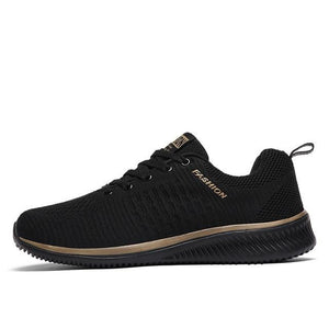 brandnewer - Weweya Big Size Lightweight Breathable Men's Casual Shoes