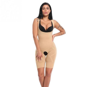 brandnewer - Women's Slimming Underwear Bodysuit Body Shaper