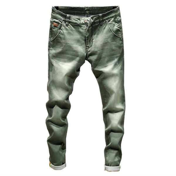 brandnewer - Boutique Stretch Casual Mens Fashion Jeans