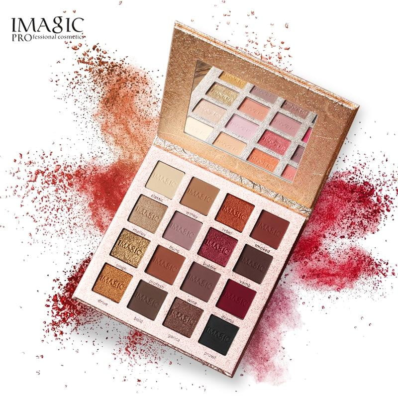 16 Color Charming Eyeshadow Palette Make up