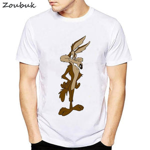 brandnewer - Wiley Coyote Looney Tunes Road Runner Men's T Shirts