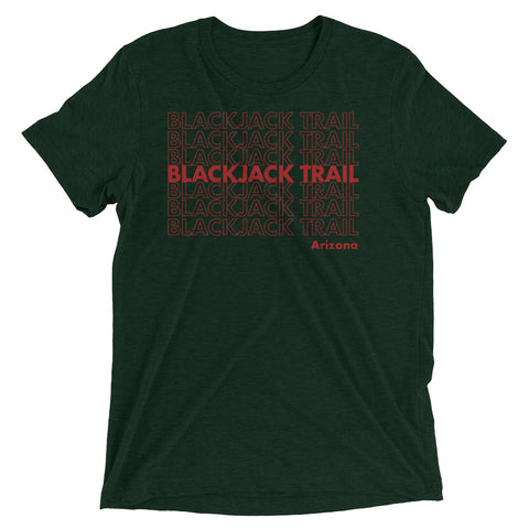 Blackjack Trail (Red)