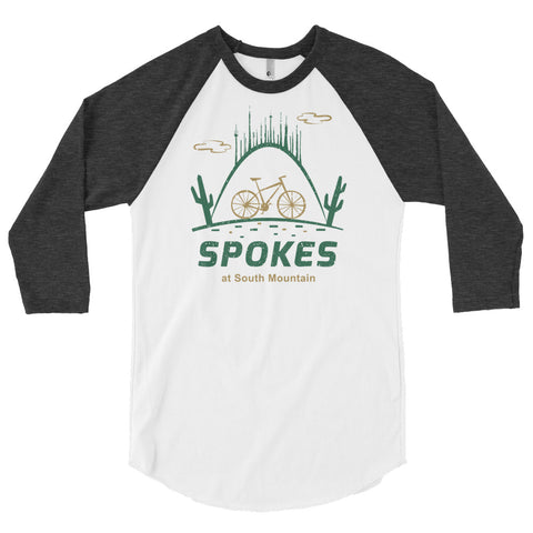 Spokes 3/4 Sleeve