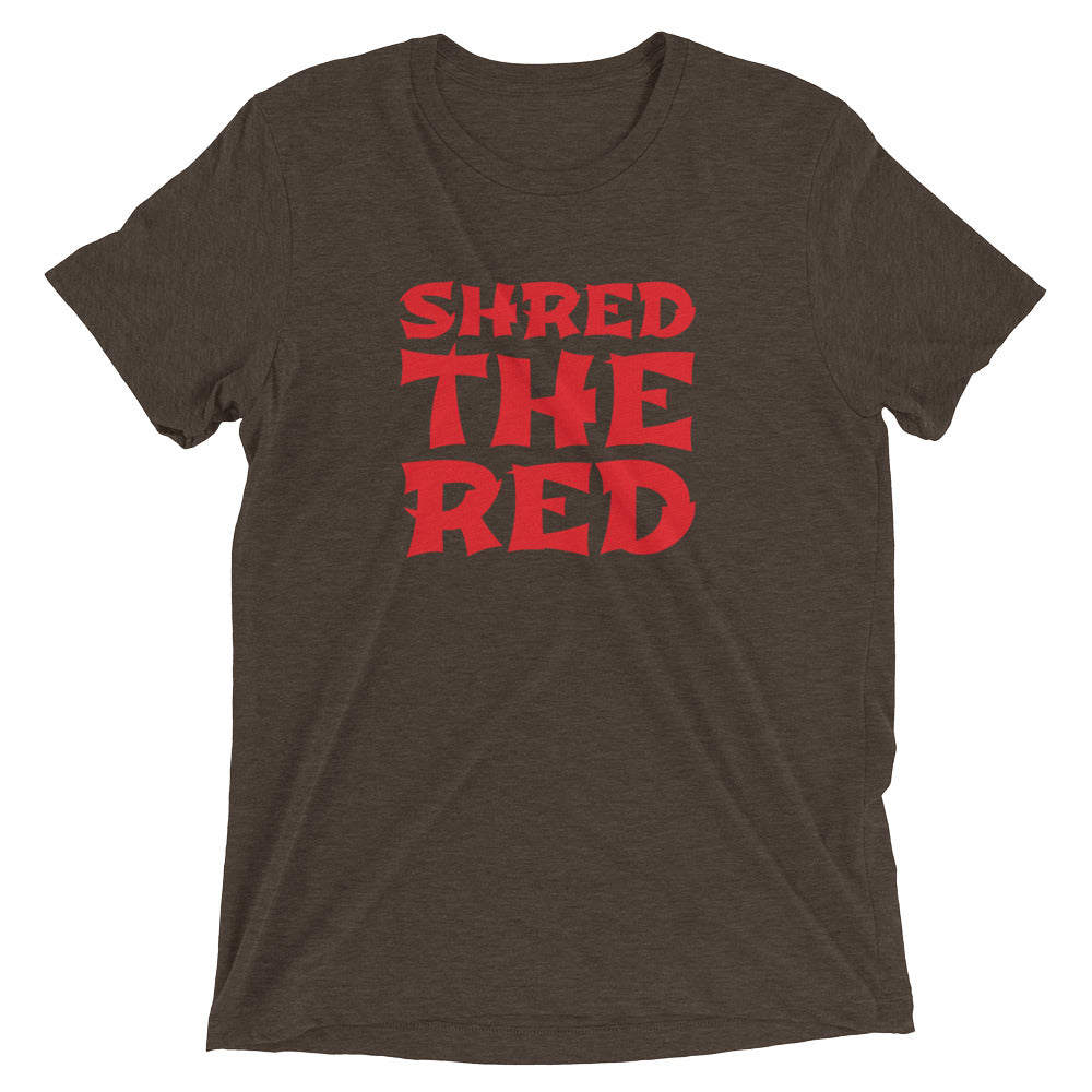 Shred the Red II