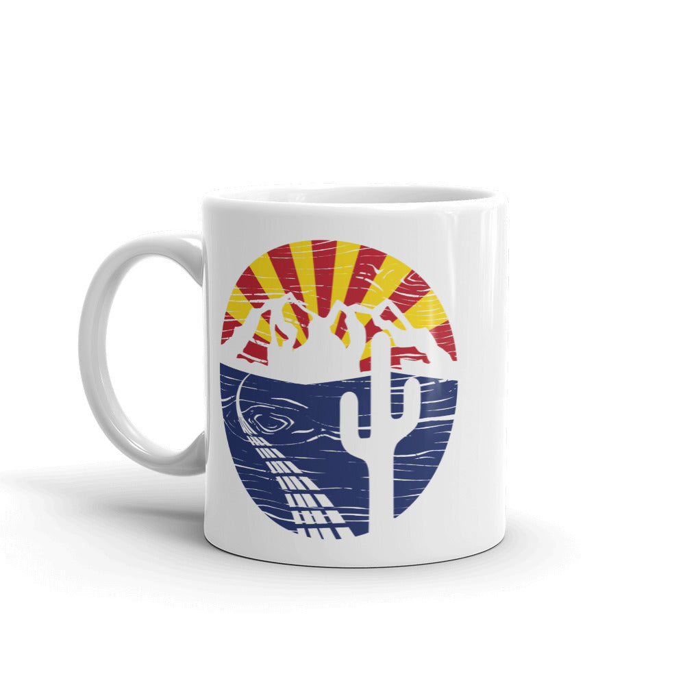 From Flagstaff to Phoenix to Tucson Mug