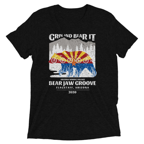 Bear Jaw Groove Tee (Dark)