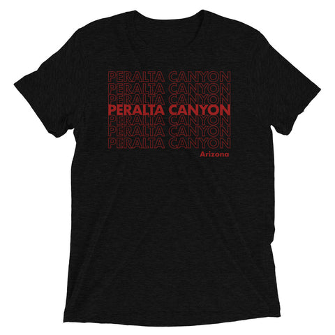 Peralta Canyon (Red)