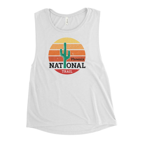 National Trail Ladies' Muscle Tank