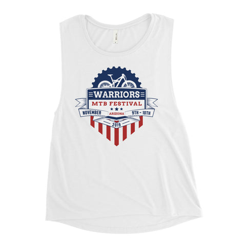 Warriors MTB Festival 2019 Muscle Tank