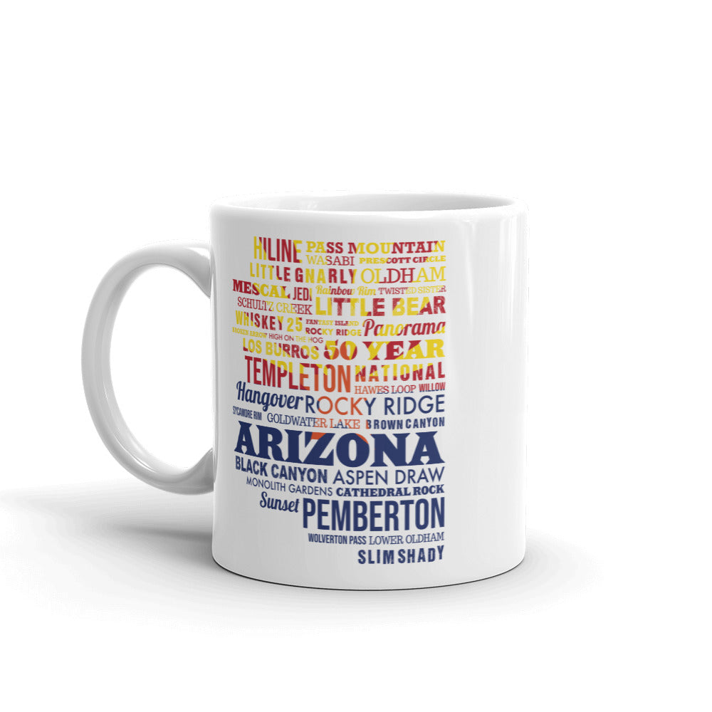 Happy Trails Mug (AZ)