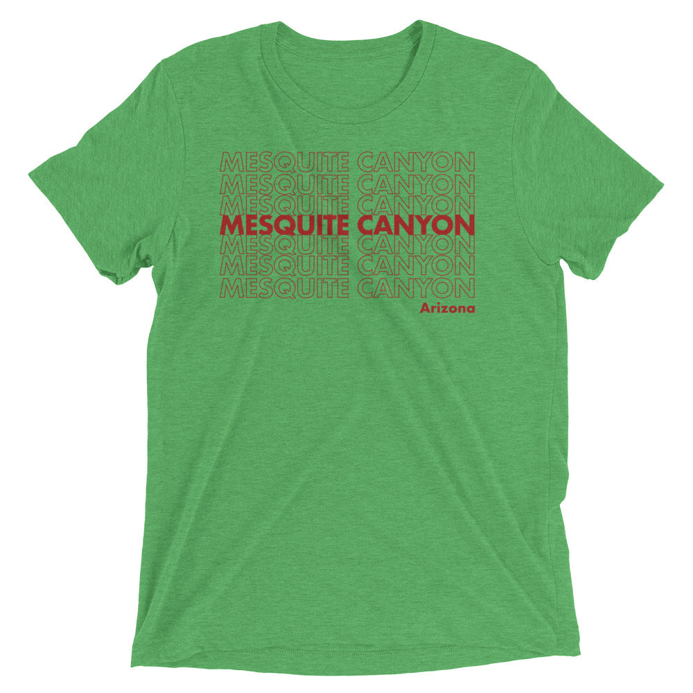 Mesquite Canyon (Red)