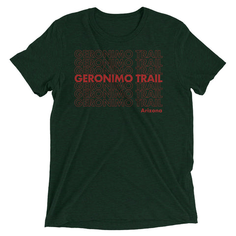 Geronimo Trail (Red)