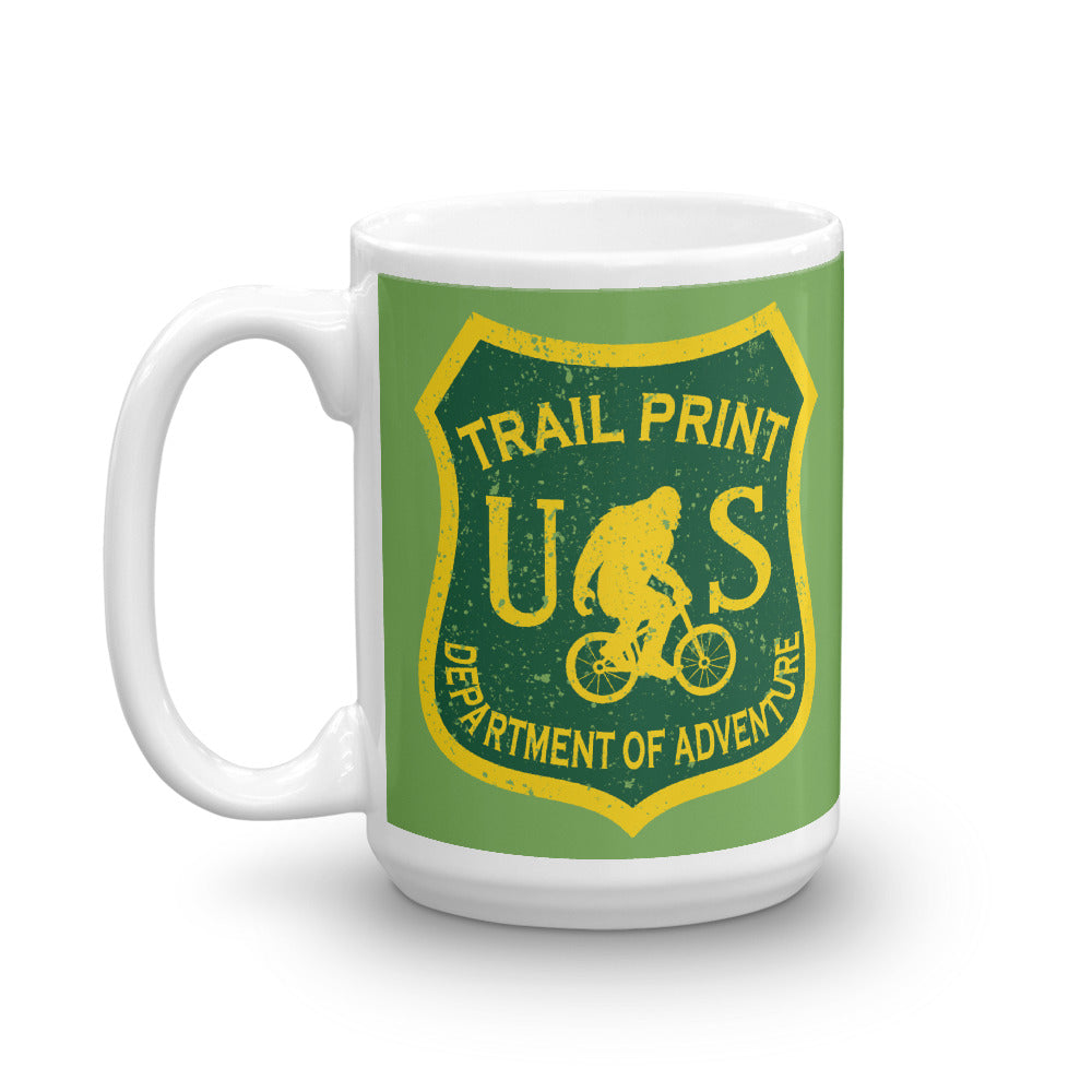 Department of Adventure Mug
