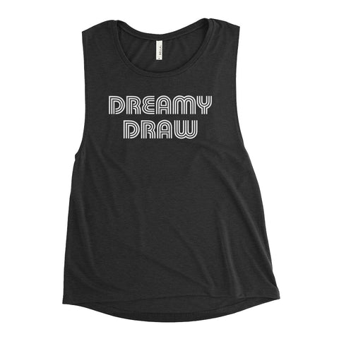 Dreamy Draw Ladies' Muscle Tank
