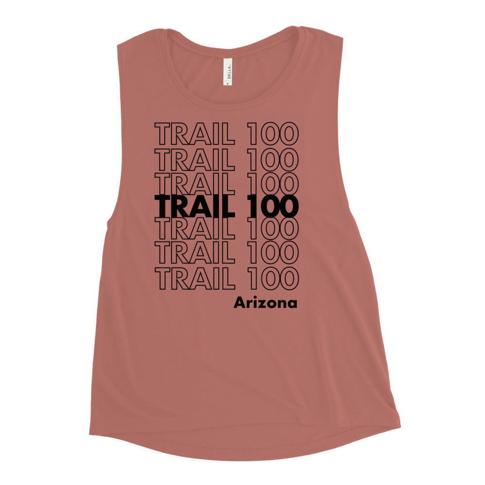 Trail 100 Muscle Tank