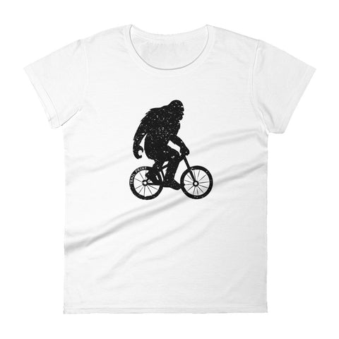 Sasquatch Women's short sleeve t-shirt