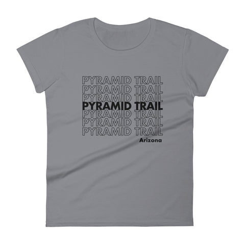 Pyramid Trail Women's short sleeve t-shirt