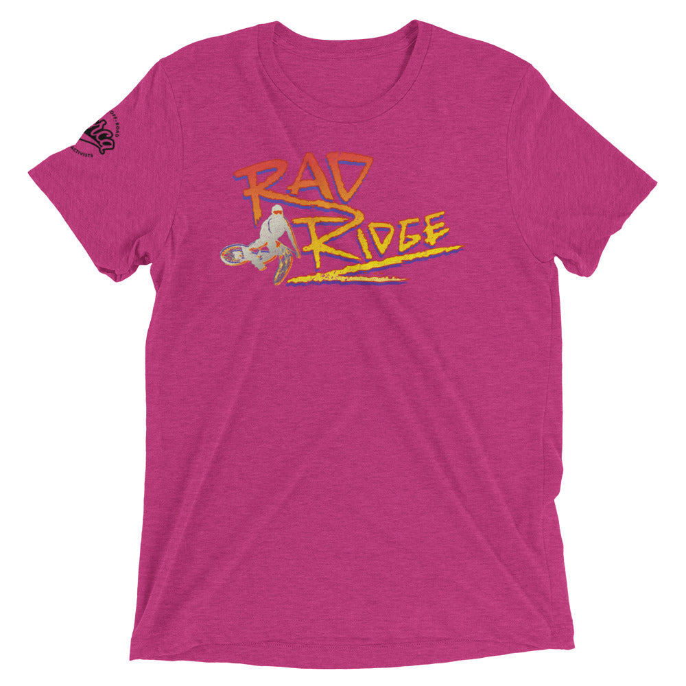 Rad Ridge (Black Logo)