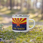 AZ Run Trails Camping Mug