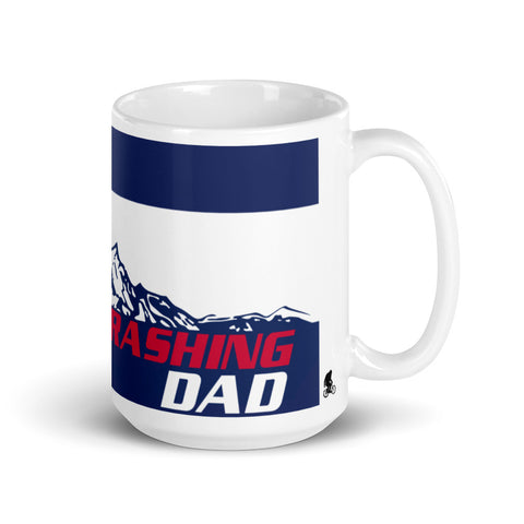 The Crashing Dad Mug