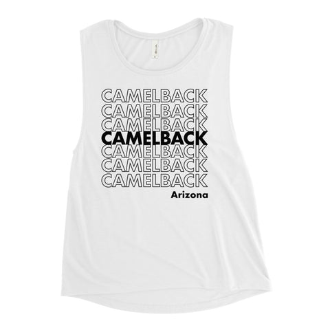 Camelback Muscle Tank
