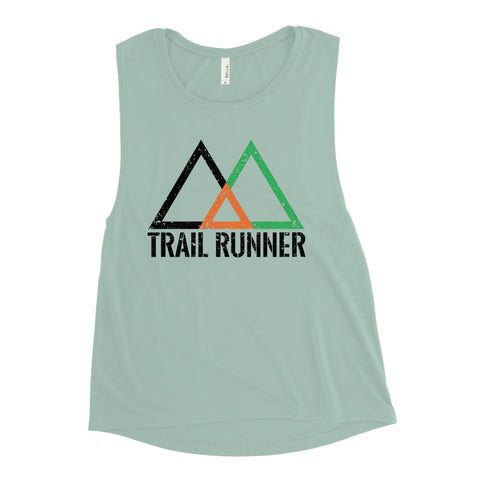 Trail Runner Muscle Tank