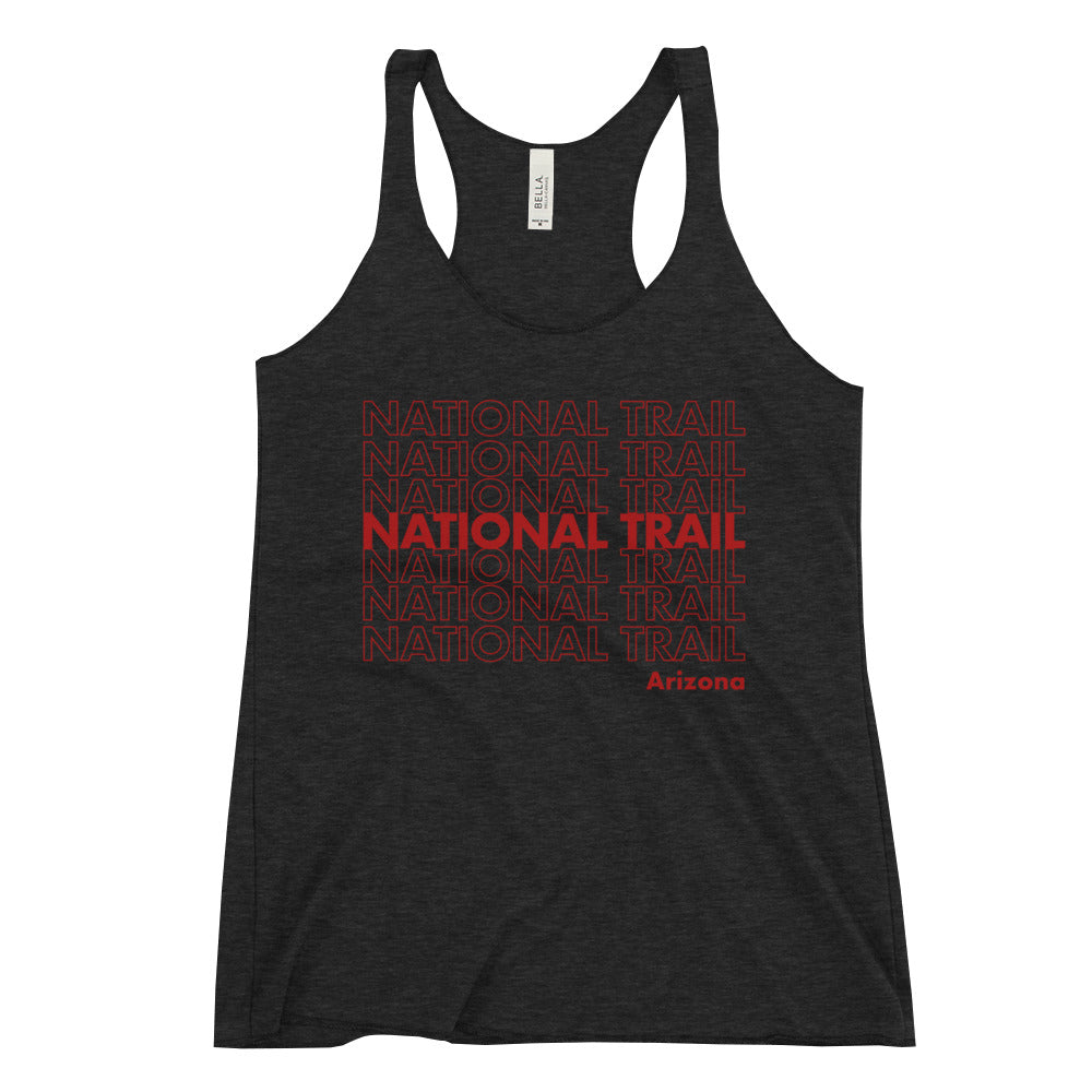 National Trail Racerback Tank