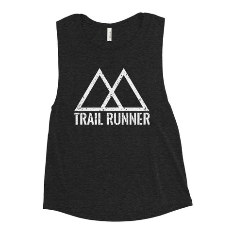Trail Runner Muscle Tank (BLK)