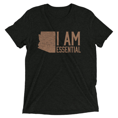 I AM ESSENTIAL (BLACKS)