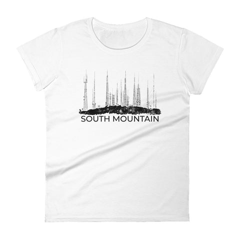 South Mountain Women's short sleeve t-shirt