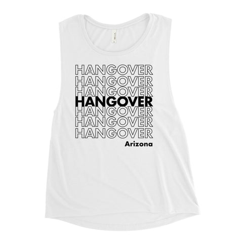 Hangover Muscle Tank (BLK)