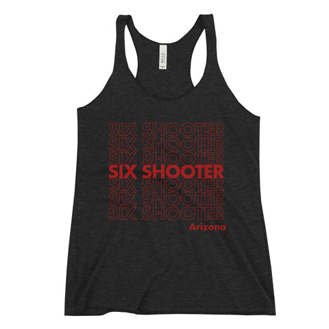 Six Shooter Canyon Racerback Tank