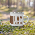 I Am Essential Camping Mug