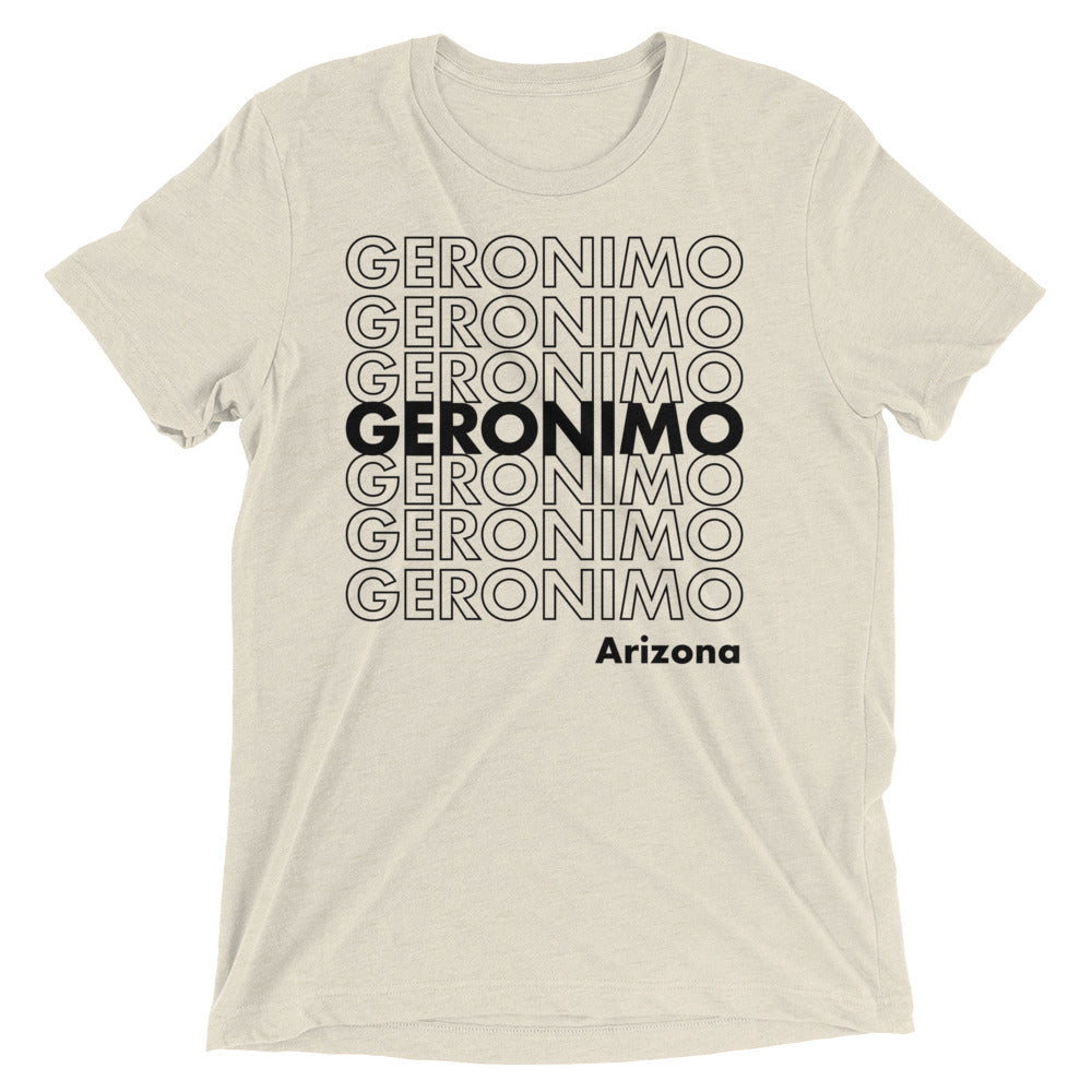 Geronimo (Black)