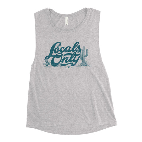 Locals Only Muscle Tank