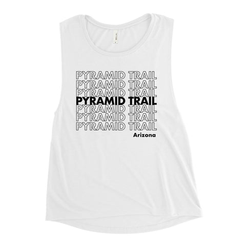 Pyramid Trail Muscle Tank