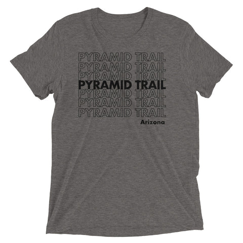 Pyramid Trail (Black)