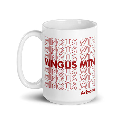 Mingus Mountain Mug